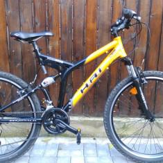 Bicicleta MTB Hai Aggressor, import Germania - Mountain Bike, 20 inch, 26 inch, Numar viteze: 21