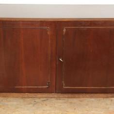 Comoda solida din PAL furniruit; Bufet; Dulap; Servanta, Comode si bufete, Dupa 1950
