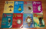 Lot opt reviste Antichitati Romania (2005-2009)