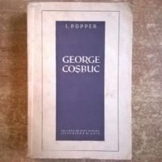 I. Popper – George Cosbuc - Biografie