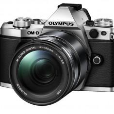 Olympus E-M5II 1415II Kit slv/blk - Aparat Foto Mirrorless Olympus