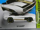 Macheta auto - HOT WHEELS - CHEVROLET CAMARO '69, 1:64, Hot Wheels