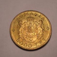 2000 lei 1946 UNC - Moneda Romania