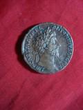 Sestert Imparat Marcus Antonius -revers Salus Antonius- Copie veche ,bronz