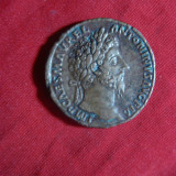 Sestert Imparat Marcus Antonius -revers Salus Antonius- Copie veche, bronz - Moneda Antica