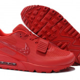 Nike Air Max Red Diamond *** NEW COLLECTION *** - Adidasi barbati Nike, Marime: 44, Culoare: Rosu
