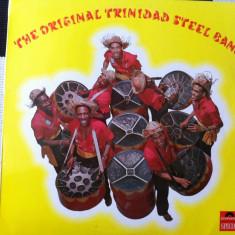 Original Trinidad Steel Band album disc vinyl lp muzica latino reggae polydor, VINIL