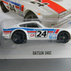 Macheta auto - HOT WHEELS - DATSUN 240Z, 1:64
