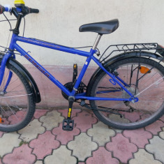 Bicicleta Konsul MTB - Mountain Bike Nespecificat, 24 inch, Numar viteze: 18