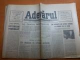 ziarul adevarul 8 februarie 1990-art.despre revolutia romana din orasul iasi