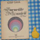 Bucuriile muzicii Iosif Sava, Alta editura