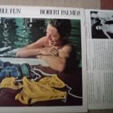 Robert Palmer double fun disc vinyl lp muzica pop rock rhythm and blues 1978 - Muzica Rock, VINIL