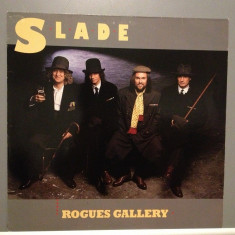 SLADE - ROGUES GALLERY (1985/ RCA REC/ RFG) - Vinil/Impecabil/Rock - Muzica Rock rca records
