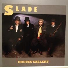 SLADE - ROGUES GALLERY (1985/ RCA REC/ RFG) - Vinil/Impecabil/Rock - Muzica Rock rca records
