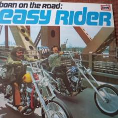 Born On The Road Easy Rider Various compilatie hituri disc vinyl lp muzica rock, VINIL