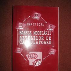 Marin Popa ~ Bazele modelarii retelelor de calculatoare
