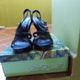 Sandale din piele Paolo Bocelli