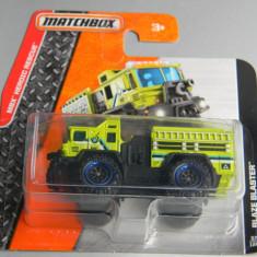 Macheta auto - MatchBox - Utilaje de salvare - BLAZE BLASTER