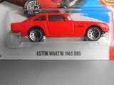 Macheta auto - HOT WHEELS - ASTON MARTIN 1963 D85, 1:64, Hot Wheels