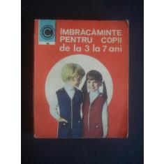 GEORGETA STOEAN - IMBRACAMINTE PENTRU COPII DE LA 3 LA 7 ANI