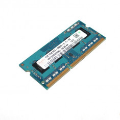 Memorie laptop 2GB Hynix PC3-10600 DDR3 SODIMM 1333 MHz HMT325S6CFR8C-H9 HP