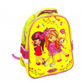 Ghiozdan Gradinita Kinder Chic 3D 9508, Fata
