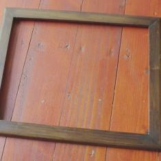 Rama din lemn pentru fotografii oglinda sau tablou !!! - Rama Tablou, Decupaj: Dreptunghiular