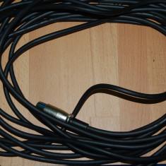 LOT CABLURI MICROFON CU CONECTOARE PENTRU MICROFON TOTAL 10M