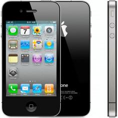 iPhone 4 Apple 8 gb, black vodafone romania, Negru