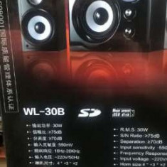 Sistem multimedia welllon wl-30b
