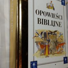 BIBLIA ILUSTRATA PENTRU COPII - LIMBA POLONEZA - Biblia pentru copii