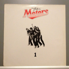 THE MOTORS - 1 (FIRST) (1977/ VIRGIN REC/ RFG) - Vinil/Impecabil/Rock - Muzica Rock virgin records