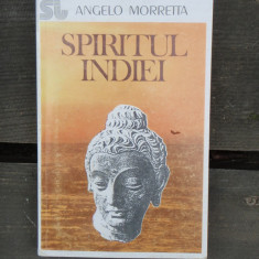 SPIRITUL INDIEI - ANGELO MORRETTA - Carti Samanism