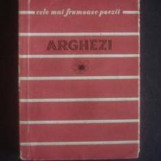 ARGHEZI - VERSURI ALESE * CELE MAI FRUMOASE POEZII
