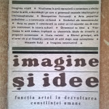 Herbert Read - Imagine si idee