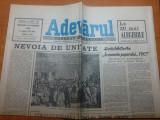 ziarul adevarul 24 ianuarie 1990-interviu cu ofiterul care a pazit ceausesti