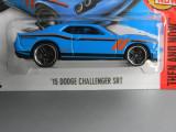Macheta auto - HOT WHEELS - DODGE CHALLENGER SRT, 1:64, Hot Wheels