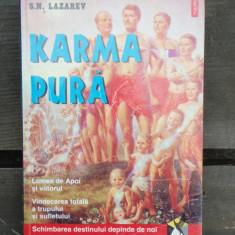 KARMA PURA - S.N. LAZAREV - Carti Samanism