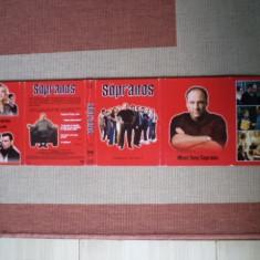 SOPRANOS SERIA 1 DVD serial tv film movie de colectie lipseste un dvd nr 4 - Film serial, Actiune, Engleza