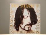 DAVE STEWART(Eurythmics) & Spiritual Cowboys(1990/BMG/RFG) - Vinil/Impecabil(NM), ariola
