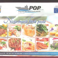 """NICI O MASA FARA PESTE"", FEP - POP 2007-2013. Retete culinare, cu ilustratii - Carte Retete traditionale romanesti"