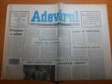 """Ziarul adevarul 16 martie 1990-articolul """" libertatea care ne judeca """""""