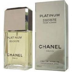 PARFUM CHANEL PLATINUM EGOISTE 100-ML--SUPER PRET, SUPER CALITATE! - Parfum barbati Chanel, Apa de toaleta