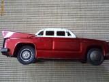 masinuta auto jucarie din tabla made in china chinezeasca anii 70 de colectie