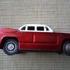 Masinuta auto jucarie veche tabla made in china chinezeasca anii 70 hobby - Jucarie de colectie