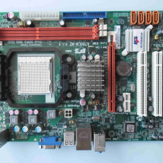 Placa de baza ECS A780LM-M2 DDR3 PCI Express Video onboard socket AM3, Pentru AMD, MicroATX