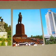 Lot 3 vederi - carti postale - Tashkent - Uzbekistan - 2+1 gratis - RBK17593 - Carte postala tematica, Necirculata, Printata