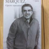 GARCIA MARQUEZ OPERE NARRATIVE 11 VOL 1 MONDADORI MERIDIANI IN LIMBA ITALIANA - Carte in alte limbi straine