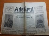 Ziarul adevarul 20 februarie 1990-manifestatie in bucuresti