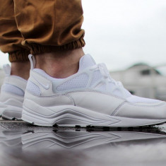 "UNIC in ROMANIA! Adidasi Nike Air Huarache Light ""Triple White"" NR 42.5 - Adidasi barbati, Culoare: Din imagine"